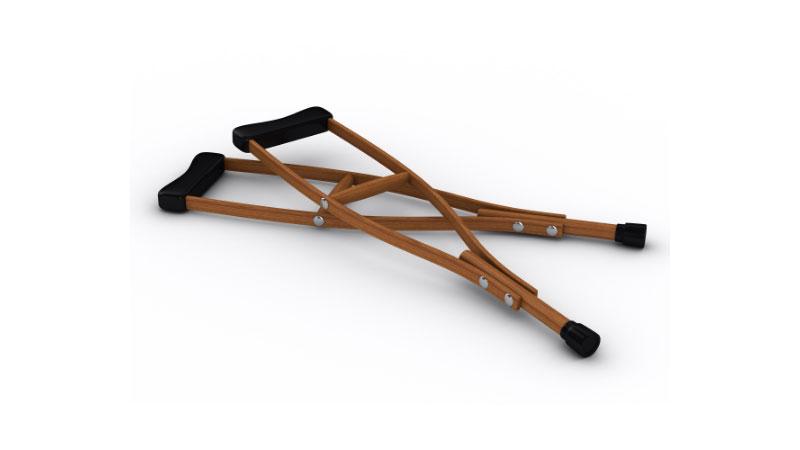 How to Measure Crutches