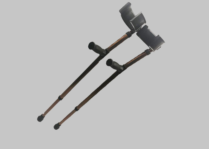 Crutches-pain